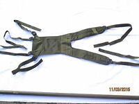Plce Webbing 90 Yoke Main, Carrying Strap, Olive, 1 Piece