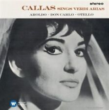 Maria Callas Remastered - Verdi Arias II (1963-64), New Music