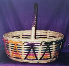 Basket Weaving Pattern Bow on Parade Karen Wheeler