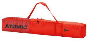Atomic Double Ski Bag Skisack für 2 Paar Skitasche längenverstellbar 19/20 NEU