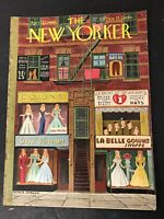 Vtg 1946 April 27  NEW YORKER MAGAZINE