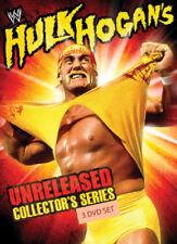 WWE: Hulk Hogan's Unreleased Collector's Series DVD (2010) Hulk Hogan