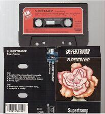 SUPERTRAMP cassette K7 tape 1970's ALBUM 393 149-4