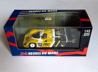 Minichamps Porsche 956L Le Mans 1983 #12 New Man 1:43 Merl Schickentanz Narvaez