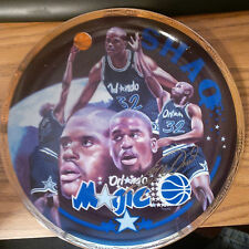 Shaquille O'neal Collector Plate - LA Lakers, Magic, Cavs, Suns, Celtics - HOFer