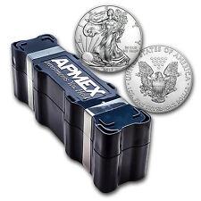 2017 100-Coin Silver American Eagle APMEX Mini Monster Box - SKU #114807