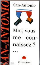 SAN-ANTONIO n°94 ° MOI VOUS ME CONNAISSEZ ° 05/1995 i1