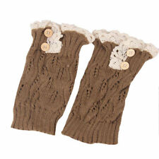 Women's Textured Leg Warmers
