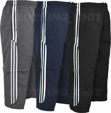 Polyester Striped Shorts for Men