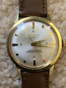 Vintage WALTAHM 17Jewels men's watch.