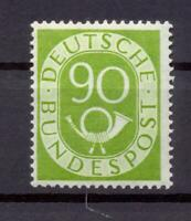 Bund 138 Posthorn 90 Pfg. postfrisch Kurzbefund HD Schlegel (bs276)