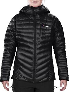 Berghaus Extrem Micro Down Insulated Womens Jacket - Black