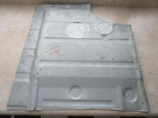Porsche 914 floor pan repair kit just what you have been waiting for! passenger