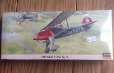 Hasagawa 1:72 #00083 Heinkel He51A/B New