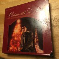 CHRISTMAS WITH ED AMES LSP-3838 LP ALBUM  vintage  sealed  bkcs