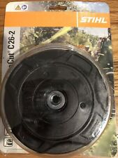 New listing New STIHL AUTOCUT C26-2 Self Spooling Weed Eater Lawn Trimmer Head GG