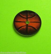 NBA Fastbreak Pinball Plastic Keychain Promo Basketball Bally Game Original NOS