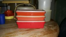 Tupperware Lot of Mixed Tupperware Pieces. Vintage.