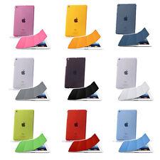 Custodia Smart Cover con Back Case Apple iPad 2/3/4, Mini, Air e Air2