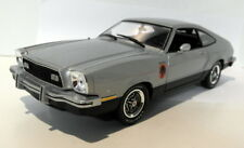 Greenlight 1/18 Scale - 12890 1976 Ford Mustang Stallion Silver
