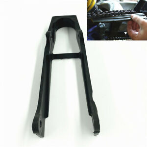 For Honda XR200R/250R XL250R/350R/600R Front Swing Arm Chain Guide Slider Black