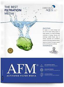 Orig. DRYDEN AQUA AFM Aktiviertes Filtermaterial Glas GRADE 1 0,4 - 1,0 mm 21KG
