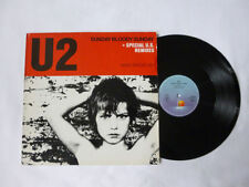"U2 Artist 12"" Single Records"