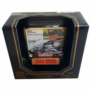 Racing Champions 1994 Premier Edition #40 Kendall Bobby Hamilton 1:64 Scale