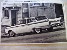 1959 FORD GALAXIE  2DR   11 X 17  PHOTO  PICTURE