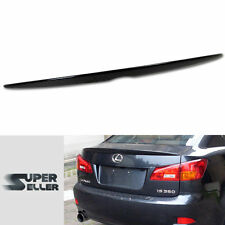 PAINTED for LEXUS IS250 OE TYPE TRUNK REAR SPOILER 06+