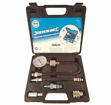 Pro petrol engine compression  tester kit / cylinder leakage test tool 598559