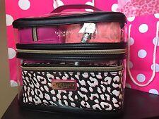 NWT Victoria's Secret Makeup Bag 4pcs Travel Set RARE!!!!