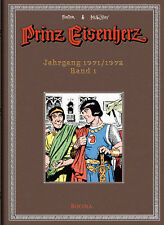 Prinz Eisenherz, BOCOLA Verlag, Foster & Murphy-Jahre, Band 1, Jg. 1971/1972