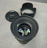 Samyang 50mm f/1.4 AS UMC Lens Sony E Mount