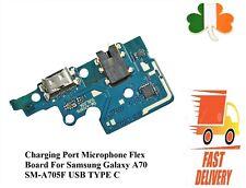 Samsung Galaxy A70 A705F USB Charging Dock Port + Microphone Audio Jack PCB