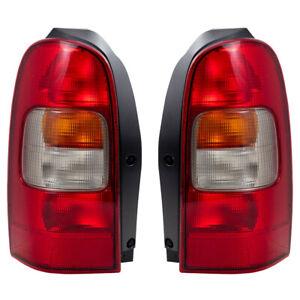 Tail Lights Set fits Venture Silhouette Montana Trans Sport 10353279 19206746