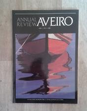 Annual Review Aveiro. N° 1. 1990. Portugais, anglais et français.