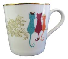 Portmeirion  Feline Friends Fine China Cat Mug