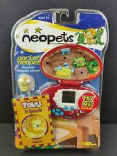 Tiger Electronics Neopets Pocket Neopet Tonu in Tyrannia 2003 Hasbro Virtual Pet