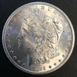United States - Silver 1 Dollar Coin - 'Morgan Dollar' - CC - 1882 - AU