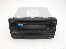 New Genuine OEM Toyota Corolla Radio Stereo CD Player Cassette Deck 86120-02280