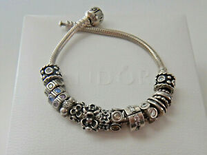 Choice of GENUINE PANDORA S/Silver SPACERS/CHARMS. Most Retired