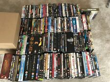 DVD's various approx 200 - movies, tv boxsets and live concert recordings