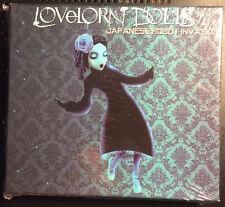 "LOVELORN DOLLS ""JAPANESE ROBOT INVASION"" [2-CD BOXSET] [2 DISCS] - NEW"