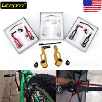 litepro v238 V brake  dahon foldable bicycle brake calipers Al 7075 cnc 1 pair