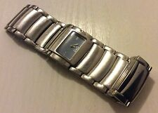 Stunning Ladies Or Gents Heavy Steel Designer Dolce & Gabbana Wristwatch
