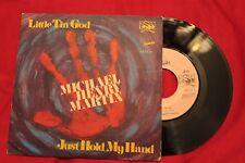 "MICHAEL HENRY MARTIN Little Tin God 1969 SINGLE 7"" PROMO (VG++/EX-) C"
