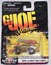 Hasbro Kenner GI Joe EXTREME Bone Splitter Armored Tank Diecast Vechicle Carded