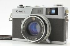 CANON NEW CANONET QL17 40mm F/1.7 [MANUAL ONLY] RANGEFINDER 35mm FILM CAMERA