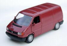 VW T4 Transporter / Kastenwagen Bj. 1990-1996, rot, Schabak-Modell M. 1:43, OVP